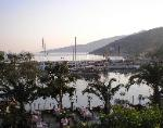 Sunset view of Kalkan harbour
